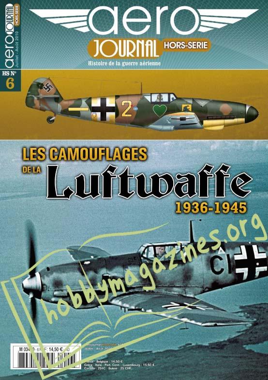 AeroJournal Hors-Serie 006 - Les camouflages de la Luftwaffe 1936-1945