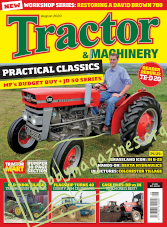 Tractor & Machinery - August 2020