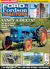 Ford & Fordson Tractors - August-September 2020