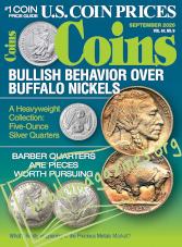 Coins – September 2020