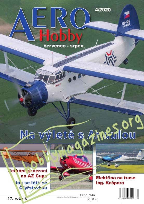 AERO Hobby 2020-04