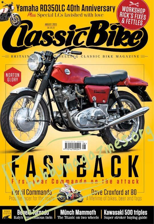 Classic Bike - August 2020