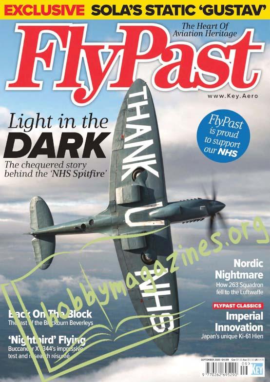 FlyPast - September 2020