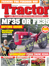 Tractor & Farming Heritage Magazine - September 2020