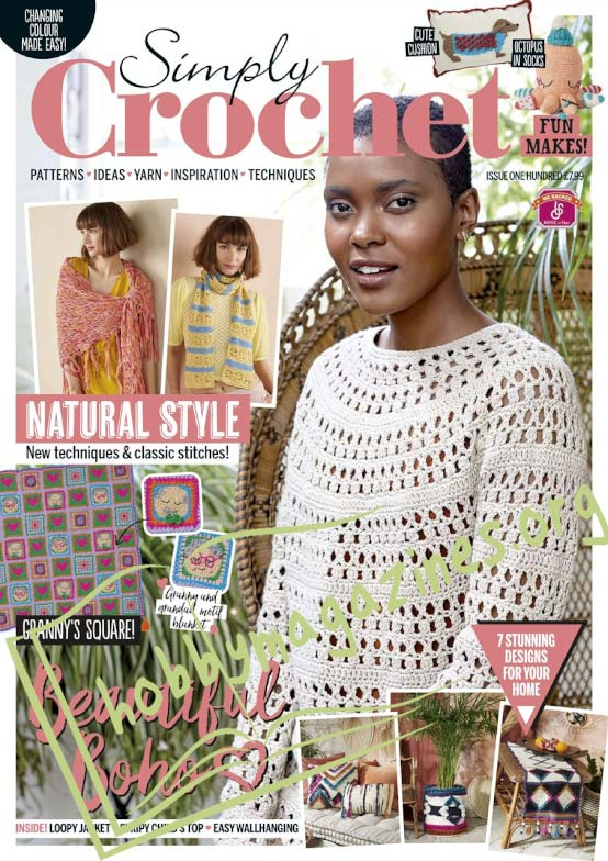 Simply Crochet Issue 100
