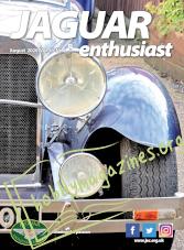 Jaguar Enthusiast - August 2020