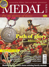 Medal News - August 2020
