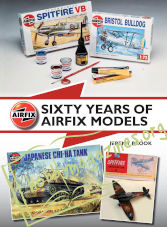 Sixty Years of Airfix Models (ePub)