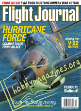 Flight Journal - September-October 2020
