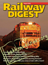 Railway Digest - August 2020