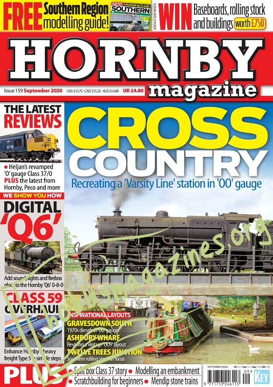 Hornby Magazine - September 2020