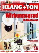 Klang+Ton - August/September 2020