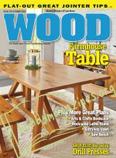 WOOD Magazine - October 2020