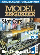 Model Engineer - 14-27 August 2020