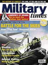 Military times Issue 1
