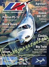 Letectvi + Kosmonautika 2020-08