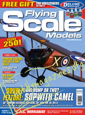 Flying Scale Models - September 2020