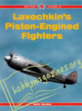Red Star - Lavochkin's Piston-Engined Fighters