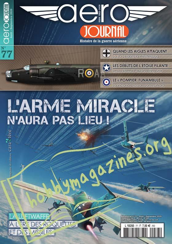 AéroJournal 077 - Aout-Septembre 2020