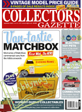 Collectors Gazette - September 2020