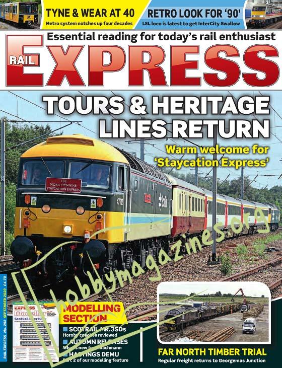 Rail Express - September 2020