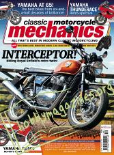 Classic Motorcycle Mechanics - September 2020