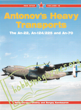 Red Star 18 - Antonov's Heavy Transports