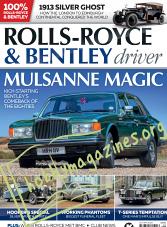 Rolls-Royce & Bentley Driver - Autumn 2020