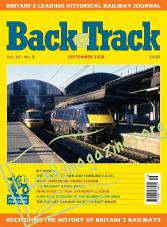 Back Track - September 2020