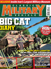 Classic Military Wehicle - September 2020