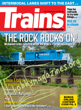 Trains - October 2020
