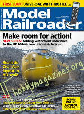 Model Railroader - October 2020