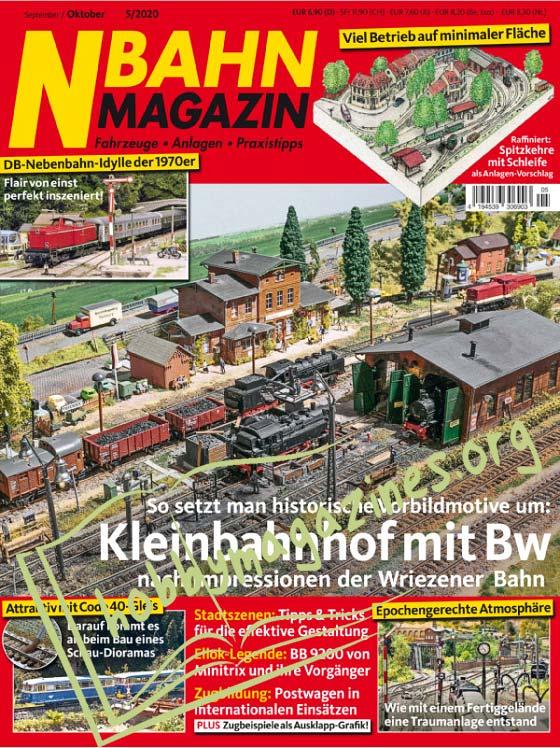 Nbahn Magazin - September-October 2020