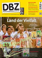 Deutsche Briefmarken-Zeitung 18 - 14 August 2020