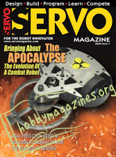 Servo Issue 1, 2020