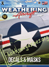 The Weathering Aircraft Issue 17: DECALS 6 MASKS