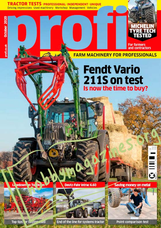 Profi International - October 2020