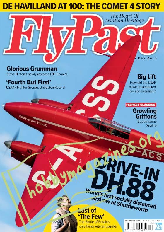 FlyPast - October 2020