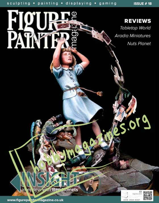 Figure Painter Magazine Issue 18