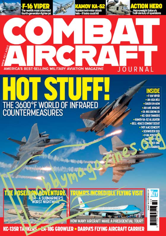 Combat Aircraft Journal - October 2020
