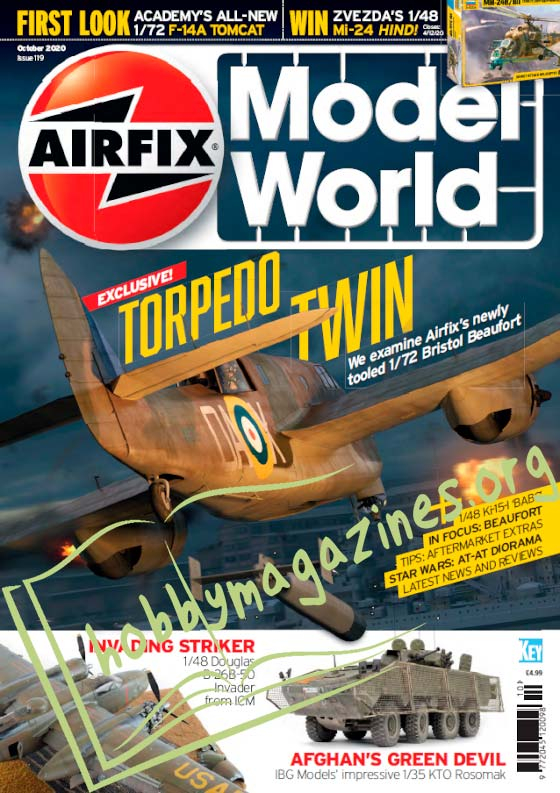 Airfix Model World - October 2020