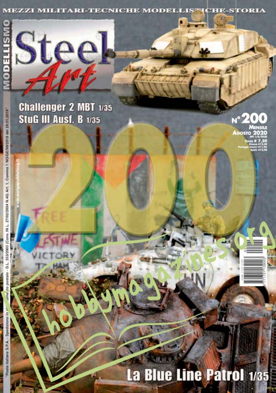 Steel Art - Agosto 2020