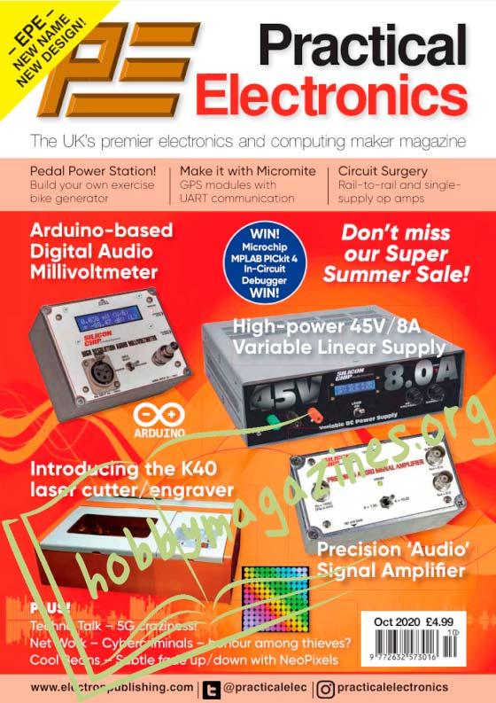 Practical Electronics - October 2020