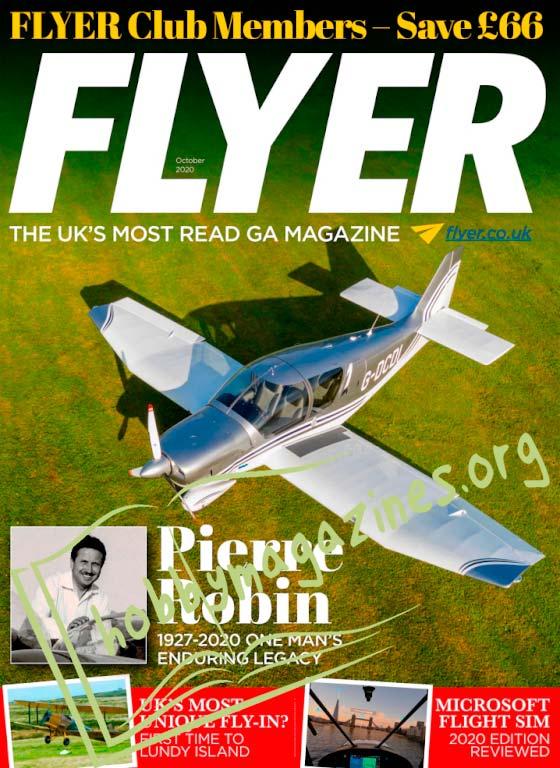 Flyer - October 2020