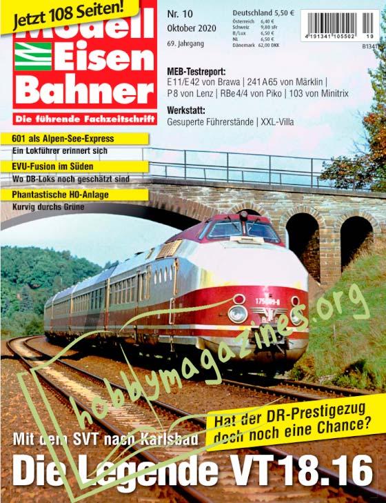 ModellEisenBahner-Oktober 2020