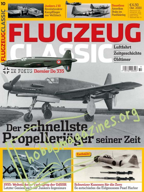 Flugzeug Classic - Oktober 2020