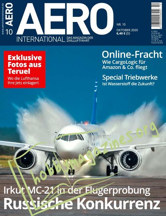AERO International - Oktober 2020