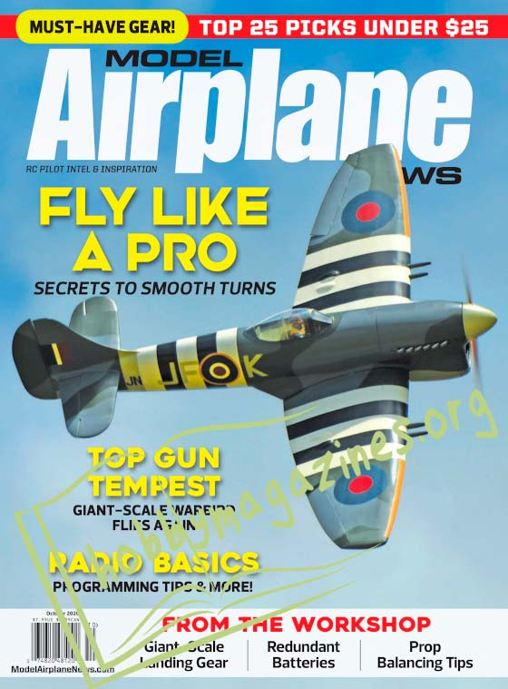 Model Airplane News - October 2020