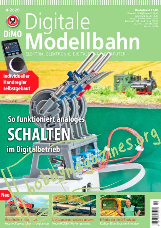 Digitale Modellbahn 2020-04