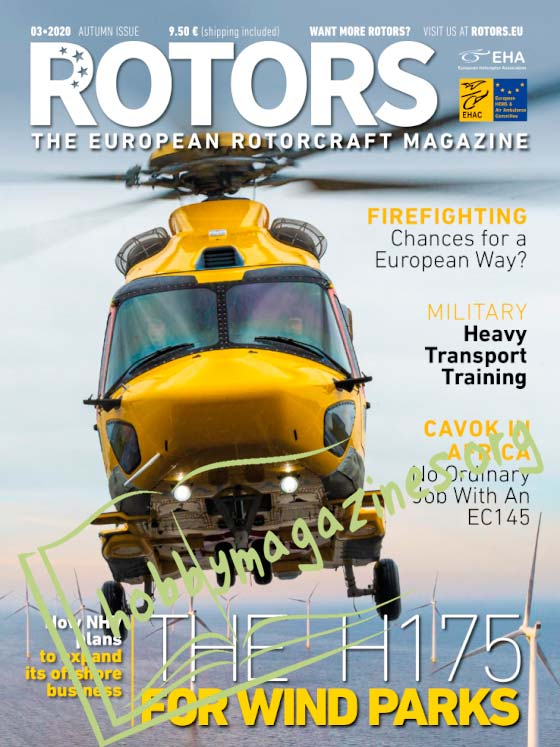 Rotors Magazine - Autumn 2020